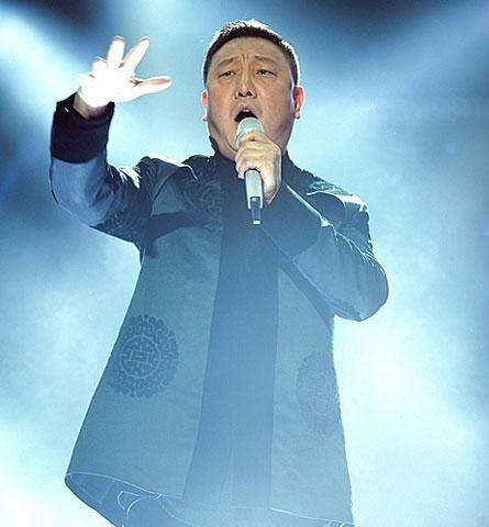 我是歌手第二季韩磊:帝王之声征服耳朵