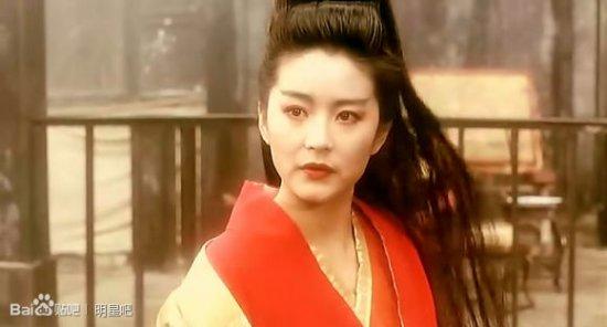 林心如 王祖贤/李嘉欣赵雅芝朱茵 古装现代装造型都绝美的女星