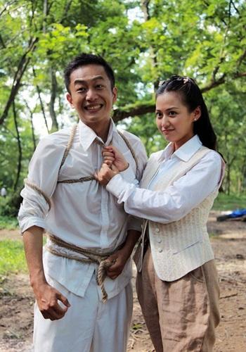 《匹夫英雄》陈昭荣和杨婷婷