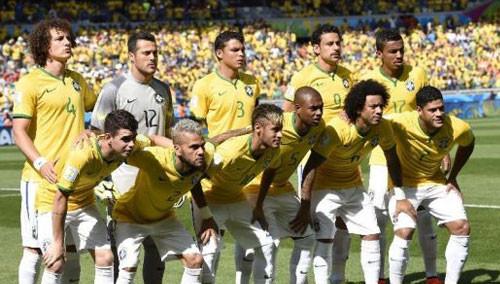 点球大战 巴西总比分4-3智利晋级8强
