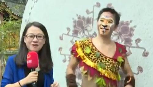 """吉首国际文化节 18支队伍争夺""""鼓王"""""""