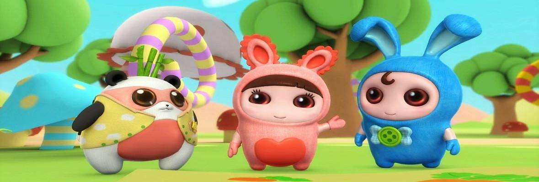 """阳光森林的小朋友称呼""""酷比小侦探""""为""""汉字小侦探"""""""