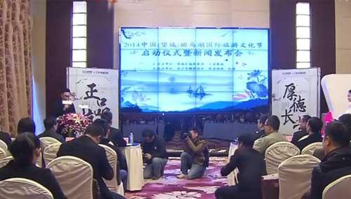 望城斑马湖国际旅游文化节启动