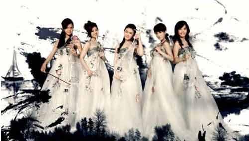 女子水晶乐坊全球巡演爆满 APEC会议表演广受好评