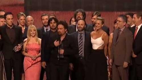 《生活大爆炸》第四次获得最受欢迎电视节目