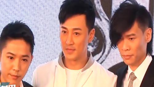 林峰澄清未有入股娱乐公司 乐易玲否认拉杏儿杨怡跳槽