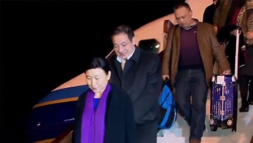 部分在湘全国政协委员返长