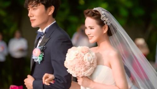 伊能静秦昊婚礼视频曝光 3D真人版女神依旧美丽