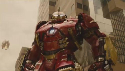 《复仇者联盟2:奥创纪元》片段之绿巨人vs钢铁侠