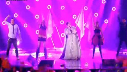 《娱乐急先锋》2015欧洲歌唱大赛首战打响