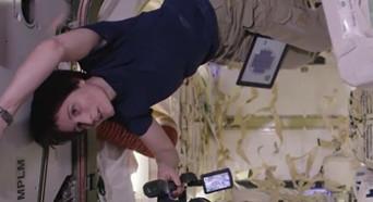 国际空间站发布超高清视频 震撼画面还原太空生活细节
