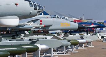 盘点中国陆海空三军最新主战装备 武器装备升级