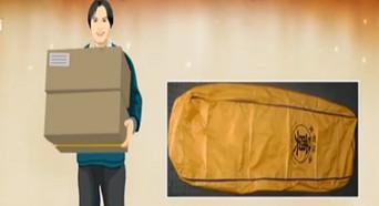 网上购物给差评卖家送大便裹尸布 店家是想臭名远扬?