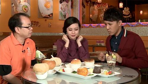 饮食自由行:香港皇子星级甜品店