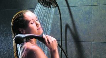 淋浴喷头不清洗 洗澡会越洗越脏