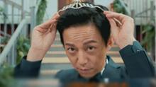 何炅头戴皇冠变小公举