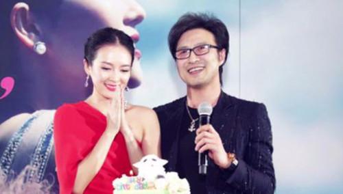 网曝章子怡12月美国产子  与汪峰已在今年六月秘密结婚