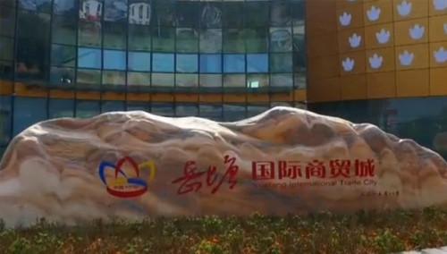 长株潭未来商贸新地标:岳塘国际商贸城