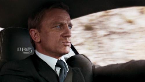 《007:大破量子危机》阿斯顿马丁飙车战神007