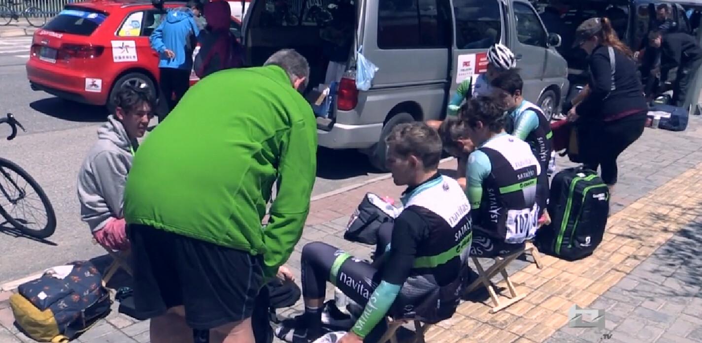 2015环青海湖国际公路自行车赛:后勤保障篇