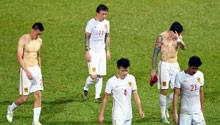 国足VS香港比分 0:0