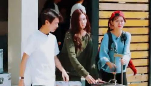 1121片段3:张予曦万国鹏虐恋相杀 为情离校