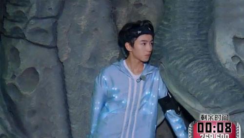 1127片段5:贾乃亮为甜馨成护妻狂魔 小凯千玺加速成功变游戏王